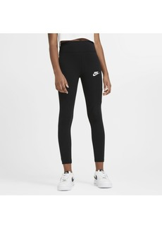 Nike Sportswear Big Girl's High-Waist Leggings