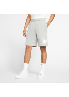 Nike Sportswear Club Logo Fleece Shorts