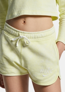Nike Sportswear Cotton Washed Shorts