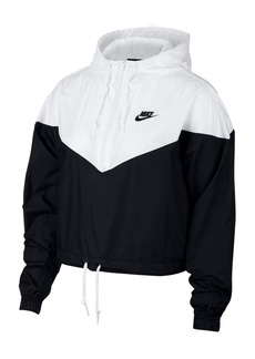 Nike Sportswear Cropped Hooded Windbreaker