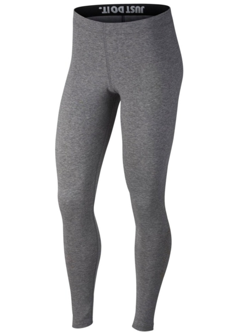 Nike Sportswear Dri-fit Metallic Leggings
