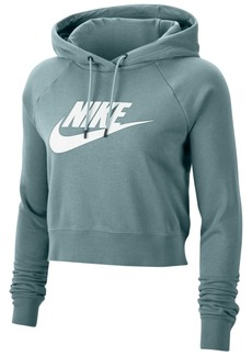 Nike Women's Sportswear Essential Cropped Hoodie