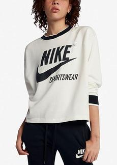 Nike Sportswear French Terry Top