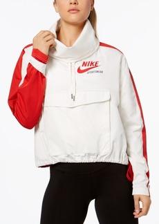 Nike Sportswear Funnel-Neck Jacket