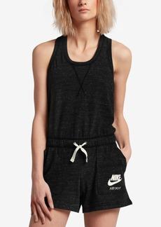 Nike Sportswear Gym Vintage Romper