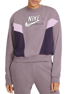 Nike Sportswear Heritage Crewneck Sweatshirt