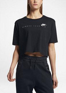 "Nike Sportswear ""Higher Than Air"" Cropped"