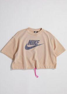 Nike Sportswear Icon Clash Drawcord Top