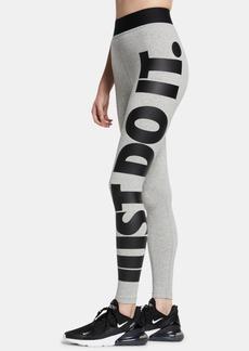 Nike Sportswear Leg-a-See High-Waist Leggings