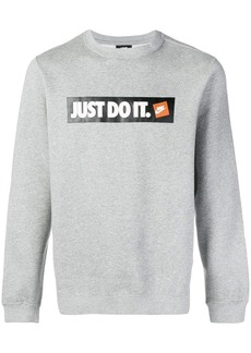 Nike Sportswear logo sweatshirt