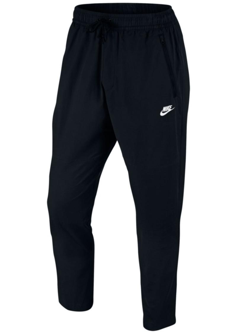 56f9cc48bc58c Nike Nike Sportswear Men's Advance 15 Woven Drawstring Pants