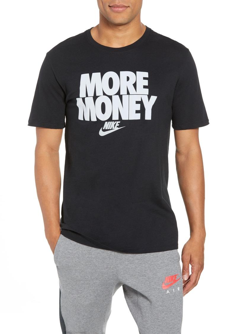 Nike Nike Sportswear More Money T-Shirt   T Shirts