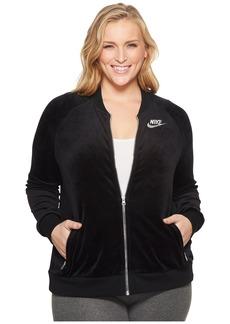 Nike Sportswear Velvety Jacket (Size 1X-3X)