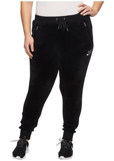 Nike Sportswear Velvety Pant (Size 1X-3X)