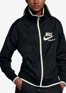 Nike Sportswear Water-Repellent Track Jacket