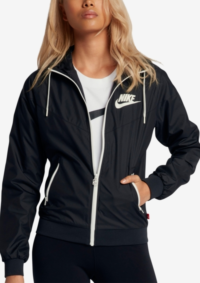 the best attitude bb428 d94ed Sportswear Windrunner Hooded Jacket. Nike