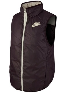 Nike Sportswear Windrunner Reversible Sleeveless Down Vest