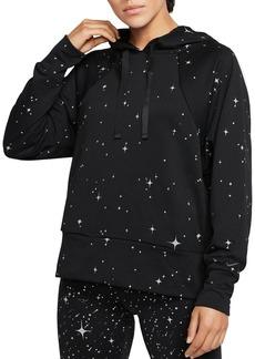 Nike Star Print Hooded Sweatshirt