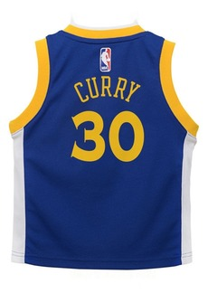 Nike Stephen Curry Golden State Warriors Icon Replica Jersey, Infants (12-24 Months)