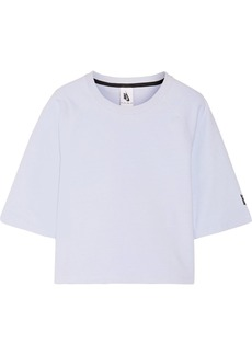 Nike Stretch-cotton Jersey Top