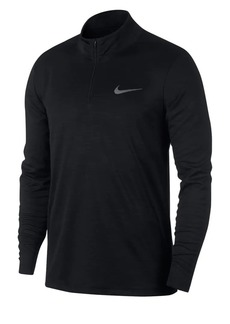 Nike Superset Long-Sleeve Quart-Zip Training Top
