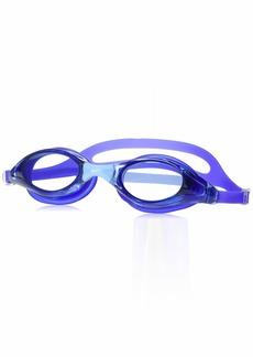 NIKE Swim Men's Valiant/Nike Hydra Fem 2-Pack Swim Goggles Blue/Smoke