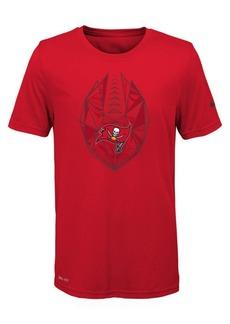 Nike Tampa Bay Buccaneers Football Icon T-Shirt, Big Boys (8-20)