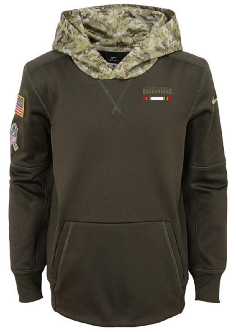 pretty nice d2511 0cf5e salute to service buccaneers hoodie