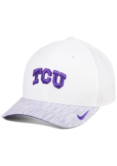 new style 7ab0e f54ff Nike Tcu Horned Frogs Arobill Swoosh Flex Cap