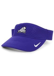 Nike Texas Christian Horned Frogs Sideline Visor