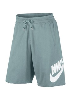 Nike Textured Cotton Shorts