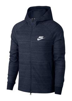 Nike Textured Hooded Jacket