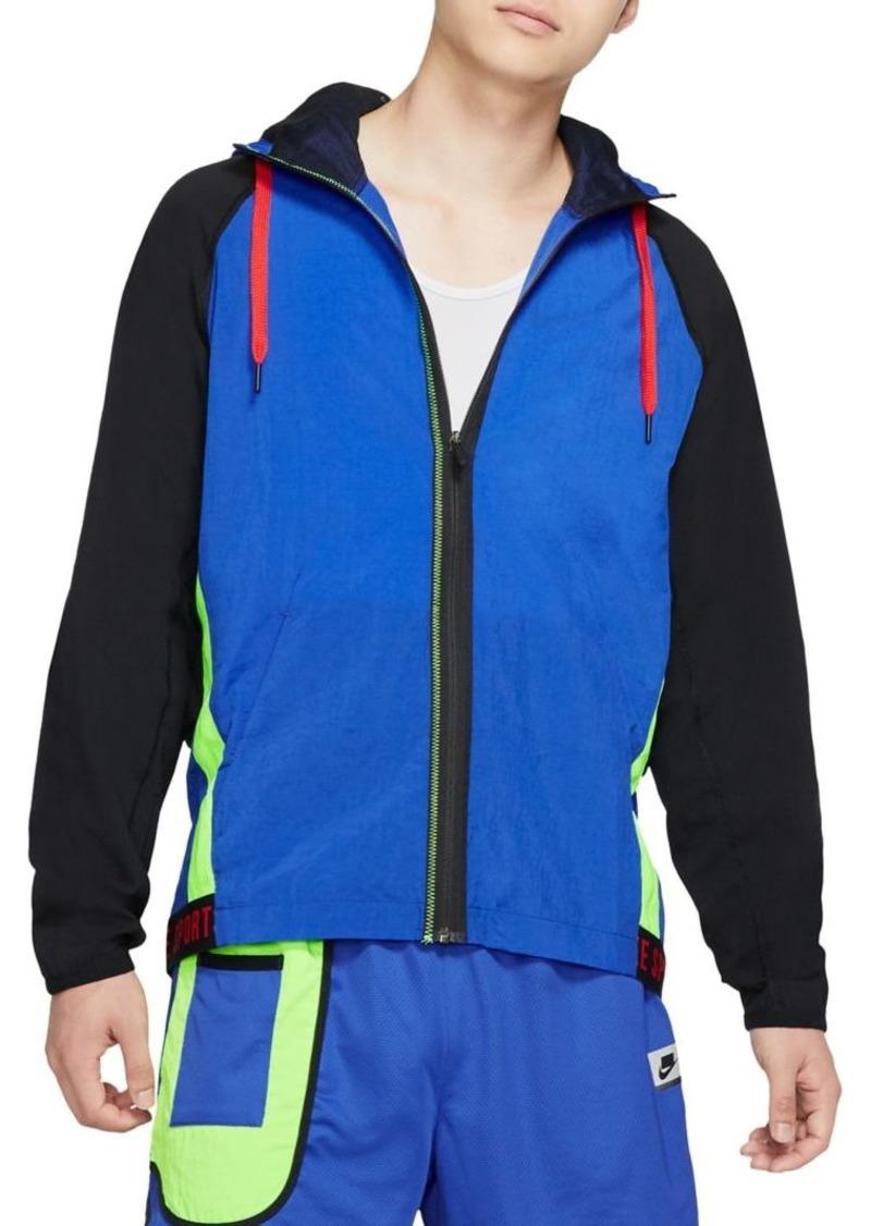 Nike The Nike Dri-Fit Flex Training Jacket