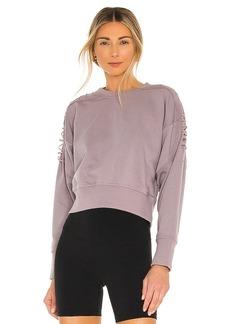 Nike Therma Fleece Crop Sweatshirt