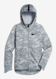 Nike Therma Full-Zip Hoodie, Big Boys