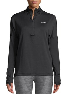 Nike Therma Sphere Element Long-Sleeve Half-Zip Running Top