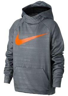 Nike Therma Training Graphic-Print Hoodie, Big Boys