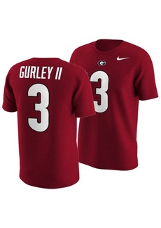 Nike Todd Gurley Georgia Bulldogs Future Star T-Shirt, Big Boys (8-20)