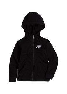 Nike Toddler Boy Jersey Full Zip Hoodie