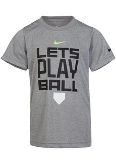 Nike Toddler Boys Ball-Print T-Shirt