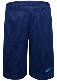 Nike Toddler Boys Classic Mesh Contrast Shorts