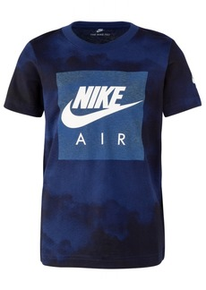 Nike Toddler Boys Cloud-Print Cotton T-Shirt
