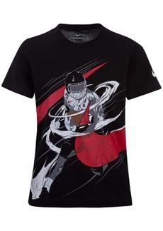 Nike Toddler Boys Football-Print T-Shirt