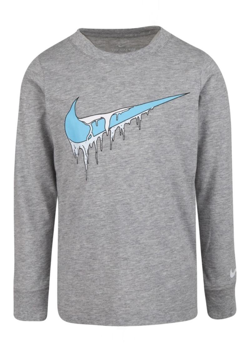 Nike Toddler Boys Frozen Swoosh T-Shirt
