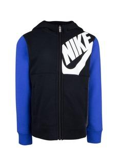 Nike Little Boys Lightweight Fleece Full-Zip Hoodie