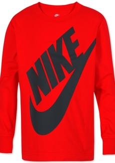 Nike Toddler Boys Futura-Print T-Shirt