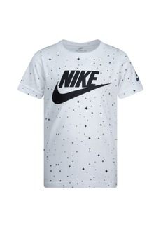 Nike Toddler Boys Futura Stars Logo T-shirt