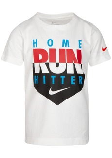 Nike Little Boys Home Run Hitter T-Shirt
