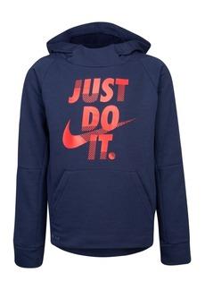 Nike Little Boys Just Do It Hoodie