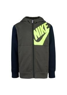 Nike Toddler Boys Lightweight Fleece Full-Zip Hoodie
